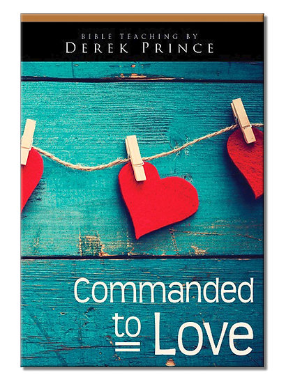Commanded to Love (1 CD)