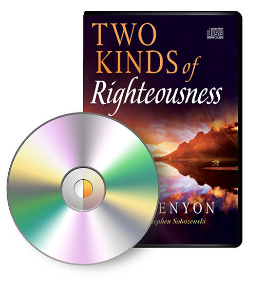 Audiobook: Two Kinds of Righteousness (3 CD)