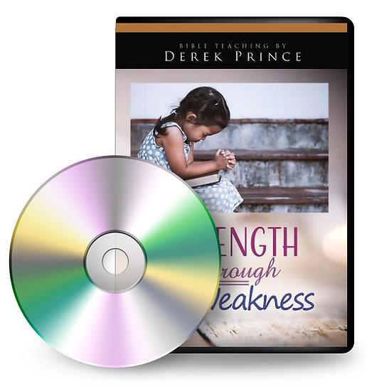 Strength through Weakness (1 CD)