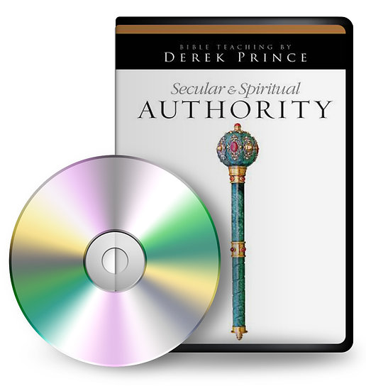Secular and Spiritual Authority (1 CD)