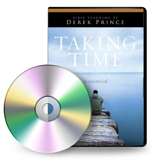 Taking Time to Wait on God (1 CD)