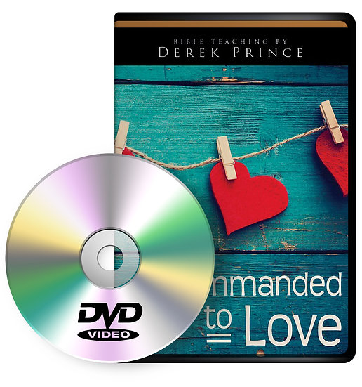 Commanded to Love (1 DVD)