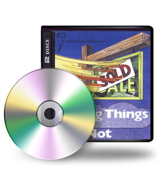 Audiobook: Calling Things That Are Not (2 CD)