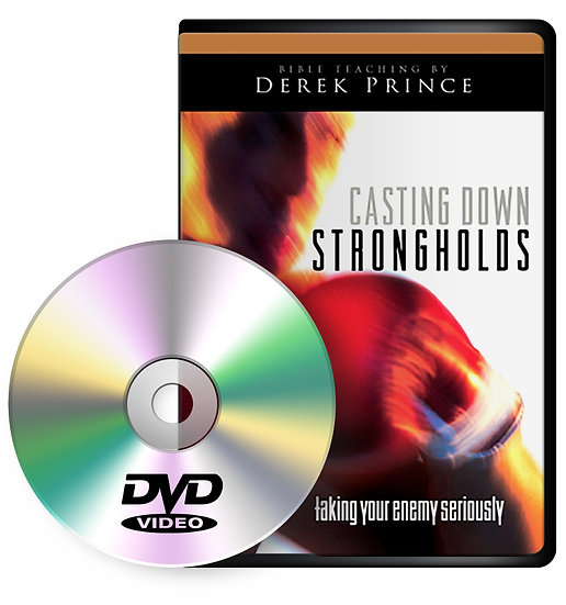 DVD: Casting Down Strongholds (1 DVD)