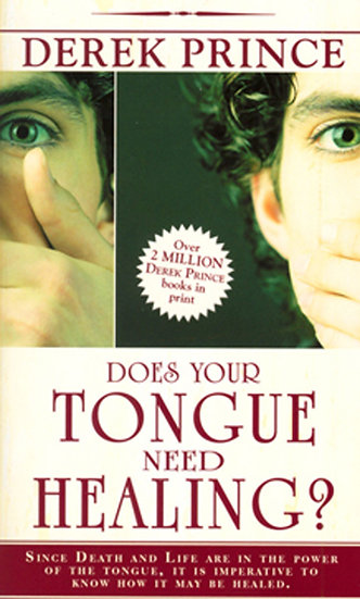 Does Your Tongue Need Healing?