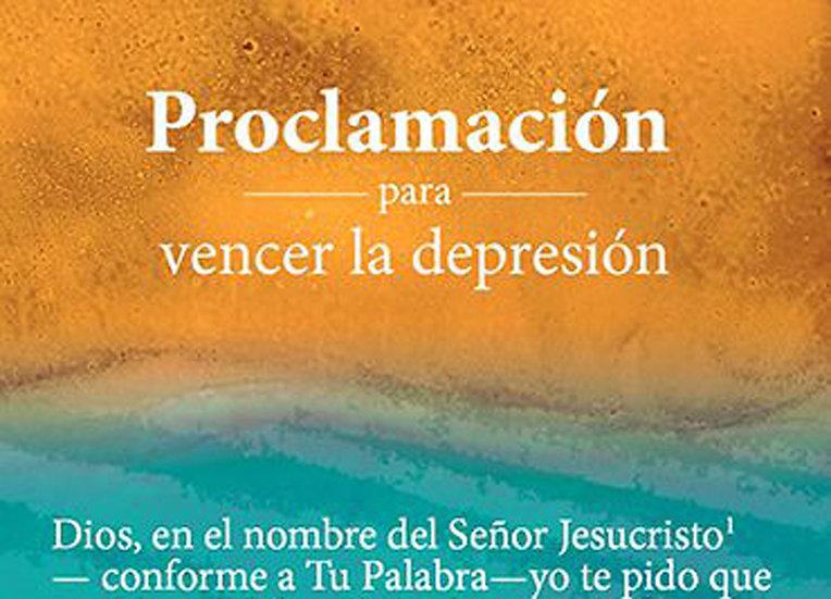 TARJETAS de PROCLAMACION (Colección de 12 en Color)
