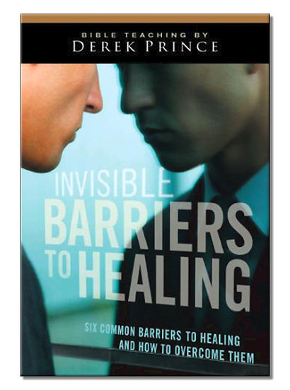 Invisible Barriers to Healing (1 CD)