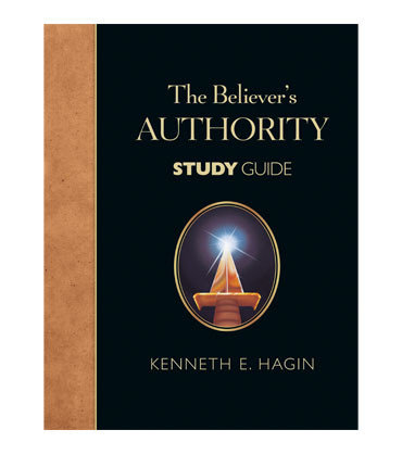 The Believer's Authority Study Guide
