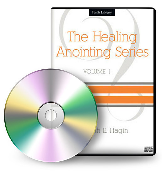 Audio CD-Healing Anointing Series V1 (4 CD)