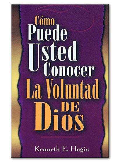 Spanish: CÓMO PUEDE USTED CONOCER LA VOLUNTAD DE DIOS