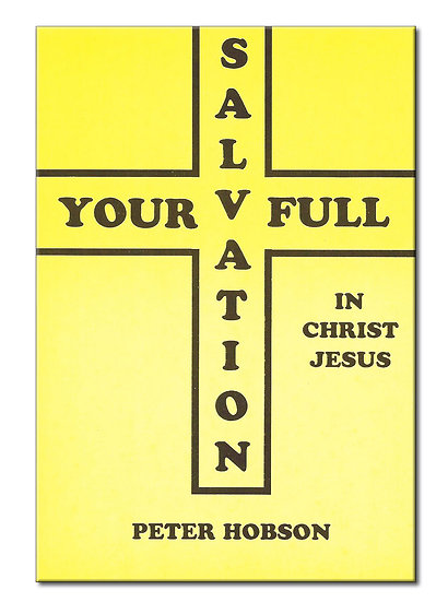 Your Full Salvation