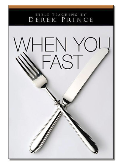 CD: When You Fast (1 CD)