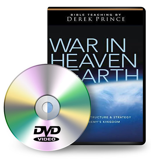 DVD: War In Heaven And Earth (2 DVDs)