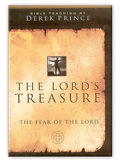 The Lords Treasure: The Fear of the Lord (1 CD)