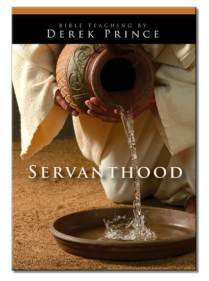 Servanthood (1 CD)