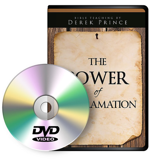 DVD: Power Of Proclamation (1 DVD)