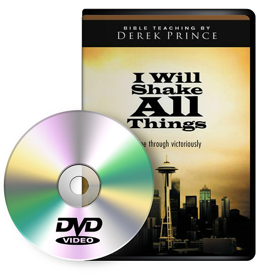 I Will Shake All Things  (2 DVDs)