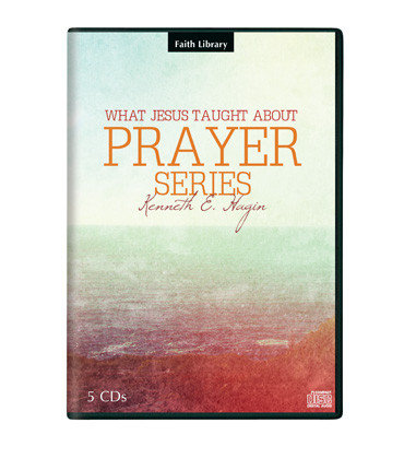 Audio CD: What Jesus Taught About Prayer (5 CDs)