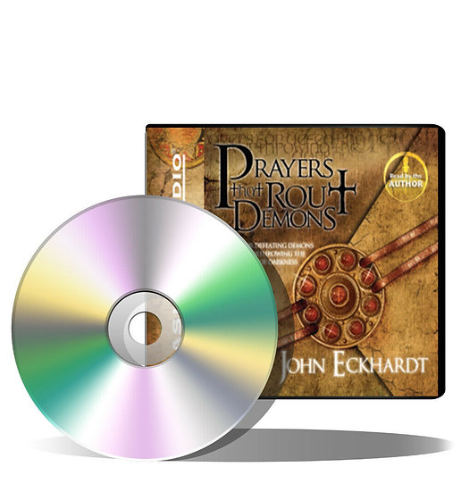 AUDIO BOOK: Prayers That Rout Demons (Unabridged - 3 CDs)