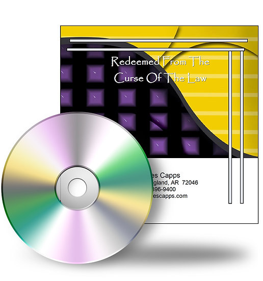 Redeemed From the Curse of The Law (1 CD)