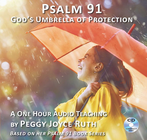 AUDIO TEACHING - Psalm 91: Gods Umbrella of Protection (1 CD)