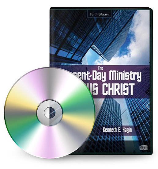 Audio CD: Present Day Ministry of Jesus Christ (2 CDs)