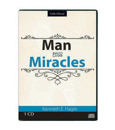 Audio CD: Man And Miracles (1 CD)