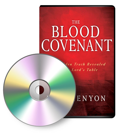 Audiobook: The Blood Covenant by Kenyon