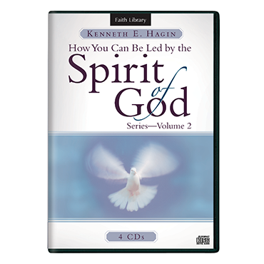 Audio CD: How You Can Be Led By The Spirit V2 (4 CDs)