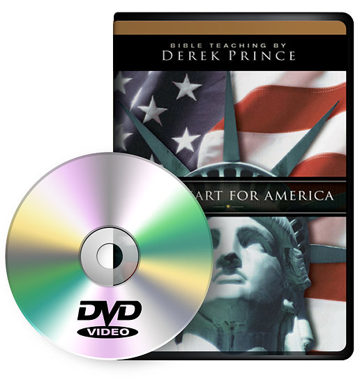Gods Heart for America (1 DVD)
