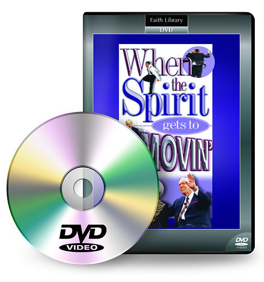 DVD: When The Spirit Gets To Movin' (1 DVD)