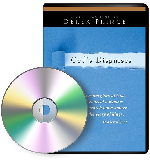 God's Disguises (1 CD)