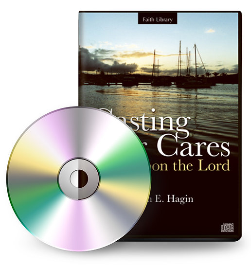 Audio CD: Casting Your Cares Upon The Lord (3 CDs)
