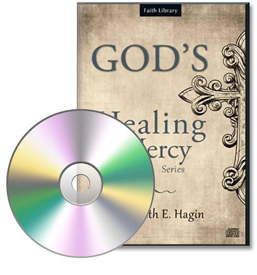 Audio CD: God's Healing Mercy (6 CD)