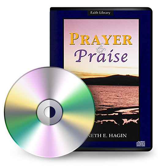 Audio CD: Prayer And Praise Series (2 CDs)