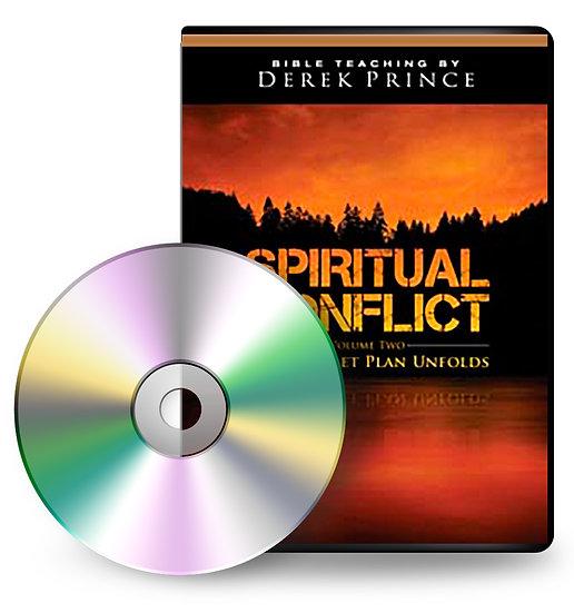Spiritual Conflict - Volume 2:  God's Secret Plan Unfolds (6 CD)