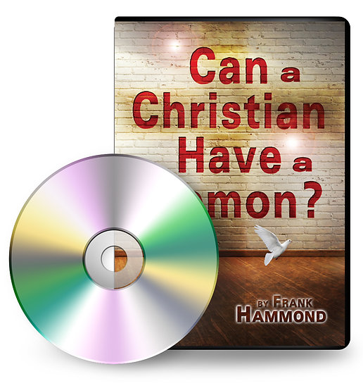 DVD: Can A Christian Have A Demon?