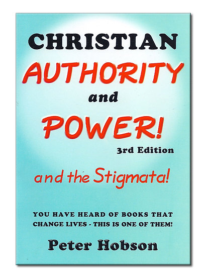 Christian Authority, Power, and the Stigmata
