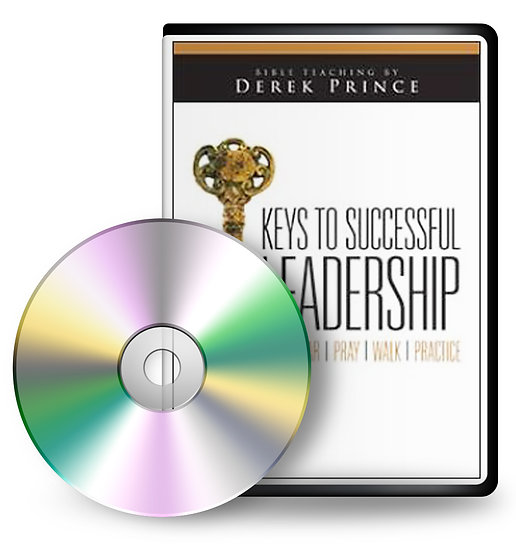 Keys to Successful Leadership (2 CDs)