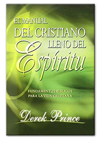 SPANISH: Manual Del Cristiano Lleno Del Espiritu