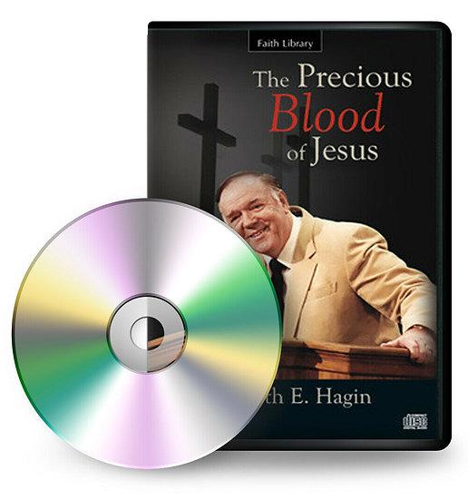 Audio CD: Precious Blood of Jesus (1 CD)