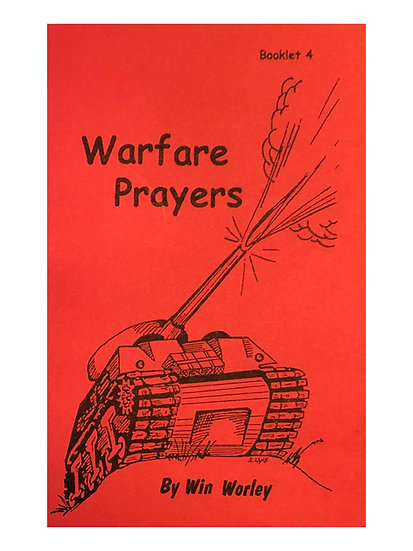 Warfare Prayers #4