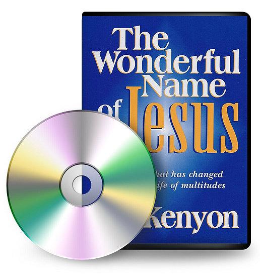Audiobook: Wonderful Name of Jesus (3 CD)