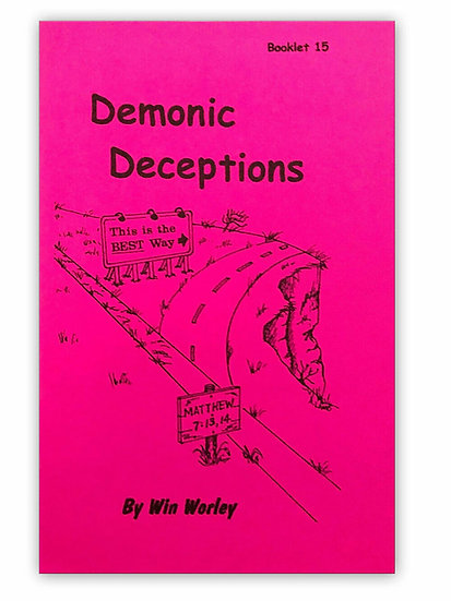 Demonic Deceptions #15