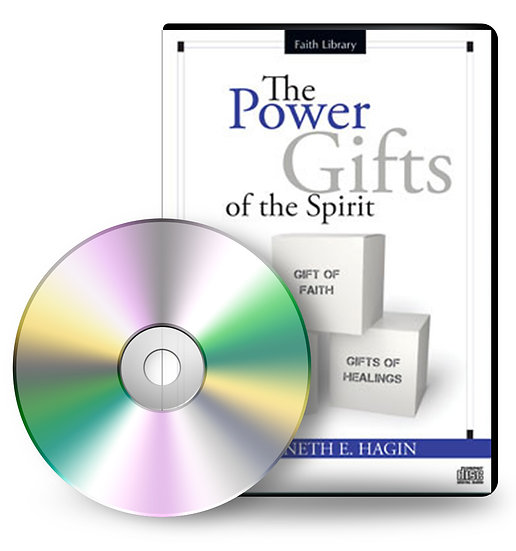 The Power Gifts (4 CDs)