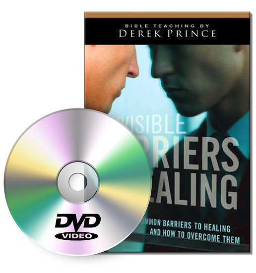 DVD: Invisible Barriers To Healing (1 DVD)