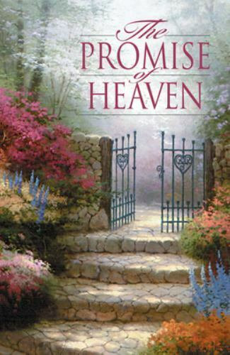 SALVATION TRACT: The Promise of Heaven (25 Pack)