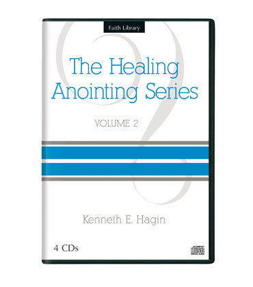 Audio CD-Healing Anointing Series V2 (4 CDs)