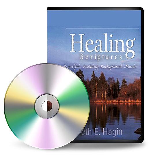 Audio CD: Healing Scriptures