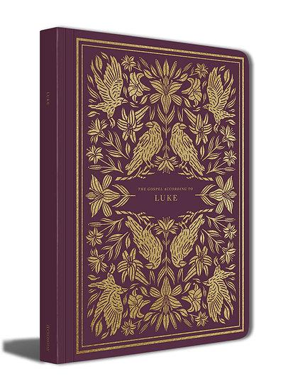 ESV Illuminated Scripture Journal: LUKE